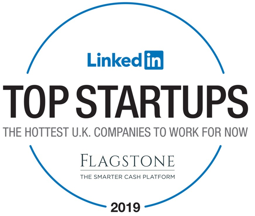 Flagstone recognised by LinkedIn as 'Top Startup'