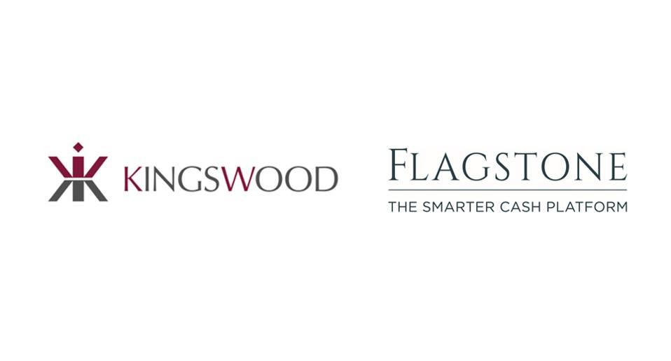 KINGSWOOD PARTNERS WITH FLAGSTONE TO LAUNCH CASH PLATFORM